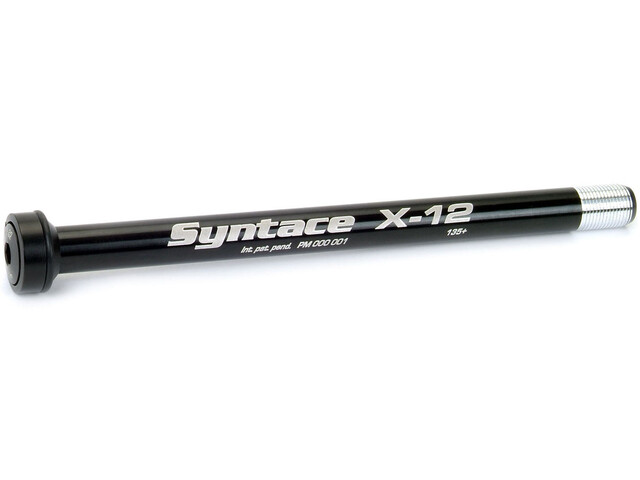 Syntace X-12 Eje pasante 135+